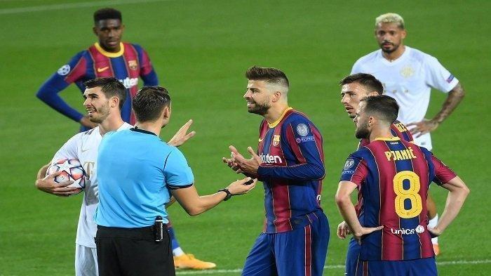 Dalam Tekanan, Barcelona bisa Dikalahkan Real Sociedad, Klasemen Liga Spanyol Langsung Berubah
