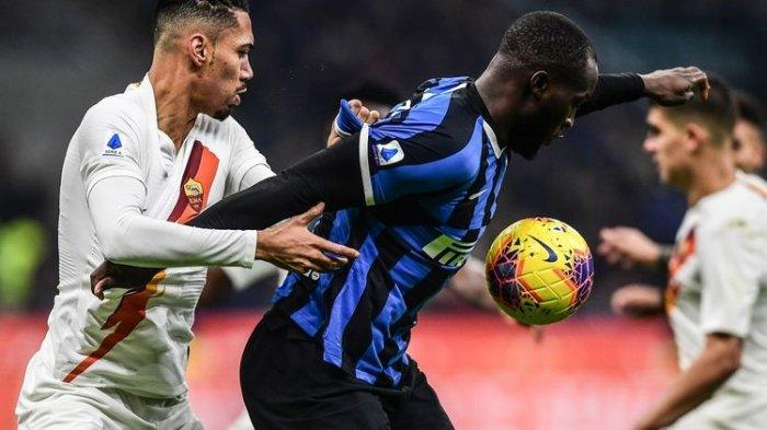 Laga Big Match Malam Ini Roma Vs Inter Milan, Ini Fakta Menarik Jelang Laga