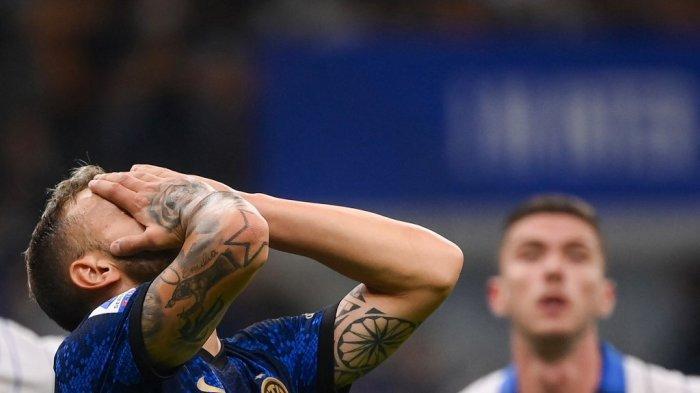 HASIL Pertandingan Shakhtar vs Inter Milan Fase Grup D Liga Champions, Menentukan Nasib Nerazzurri