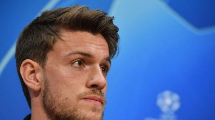 Bek Juventus, Daniele Rugani Positif Terjangkit Virus Corona