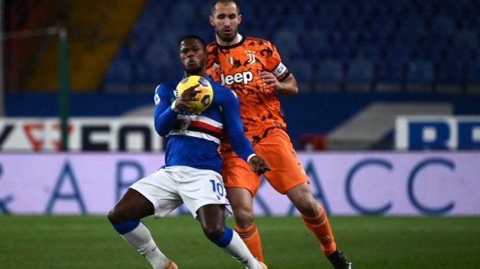 Detik-detik Blunder Bentacur, Juventus Keok 2-1 dari FC Porto, Leg I Babak 16 Besar Liga Champions