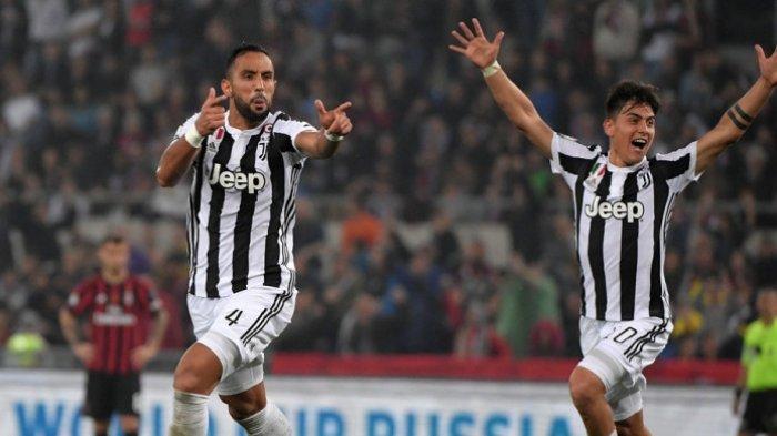 Hasil Coppa Italia, Juventus Juara dan Ciptakan Sejarah Usai Bantai AC Milan