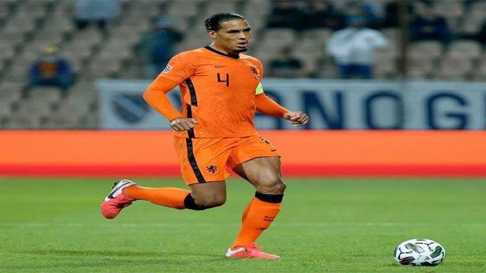 INI Profil Timnas Belanda di Euro 2020, Bek Liverpool Virgil van Dijk Absen