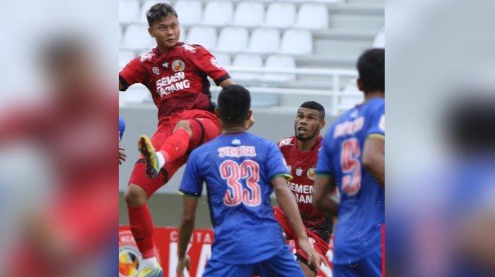 Gol Redo Selamatkan PSPS Riau dari Kelalahan atas Semen Padang FC, Laga Perdana Jelang Liga 2