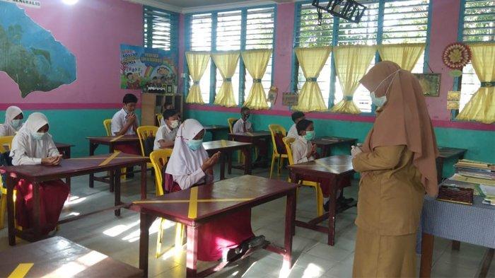 Besok, Belajar Tatap Muka Terbatas di Kota Pekanbaru Dimulai, Hanya Sejumlah Sekolah