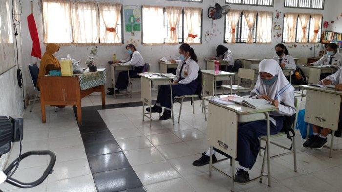 PPKM di Pekanbaru Turun ke Level 3, Kapan Belajar Tatap Muka Terbatas Mulai? Ini Jawaban Wako