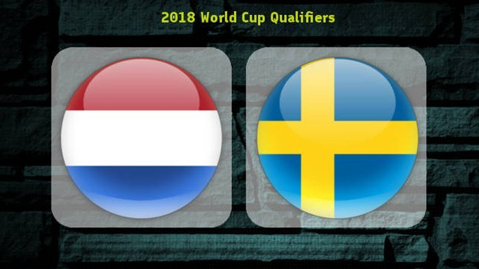 LIVE STREAMING Belanda Vs Swedia, Ini Syarat Tim Oranye Lolos Piala Dunia, Tonton di Sini