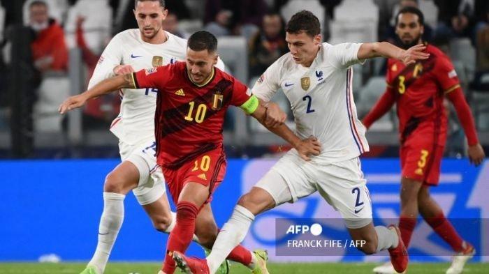 Dikalahkan Italia 2-1, Belgia Ingin Balas Kalahkan Azzurri di UEFA Nations, Cek Live di Sini