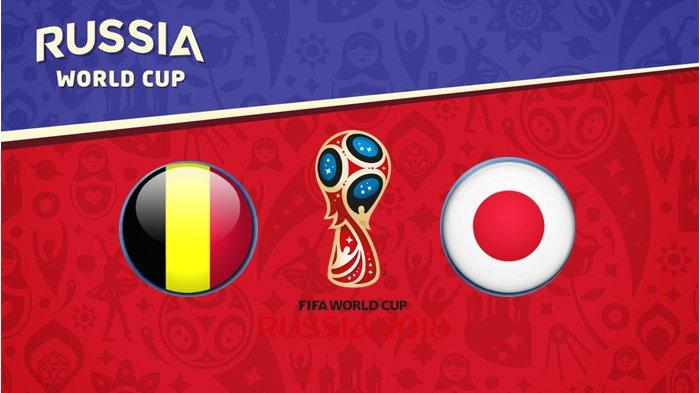 Jadwal Belgia vs Jepang di Piala Dunia 2018, Ini Prediksi Skor dan Susunan Pemain