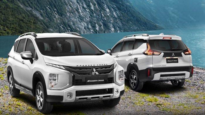 Hanya Rp 20 Juta Uang Muka Mitsubishi Xpander Cross, Tenor Bisa Sampai 6 Tahun