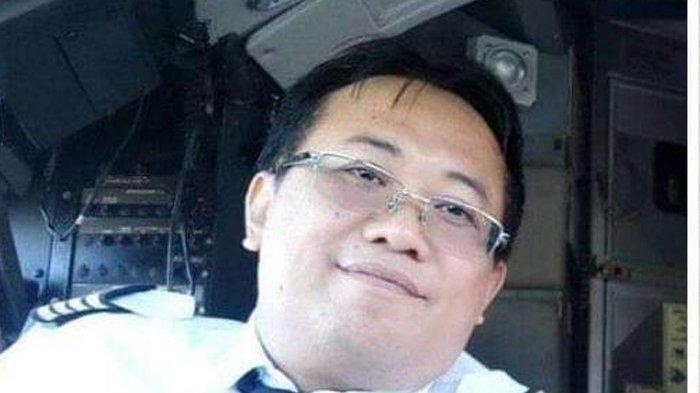 Belum Habis Cerita Korban Sriwijaya Air SJ 182, Gambar Pesawat dan Tulisan Kapten Didik Buat Heran