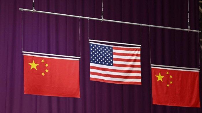 China Meradang, Stasiun Televisi Amerika Hilangkan Taiwan dan Laut China Selatan dari Peta China