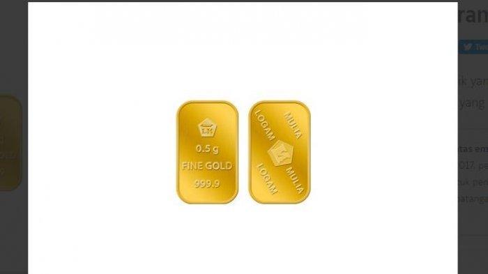 CEK Harga Emas Hari Ini Selasa (2/3/2021): Harga Emas Terbaru, Cek di Sini