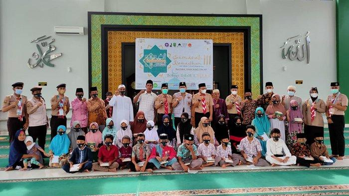 Berbagi, Berbakti & Berprestasi di Bulan Penuh Berkah, Kwarda Riau Taja Semarak Ramadhan III 1442 H