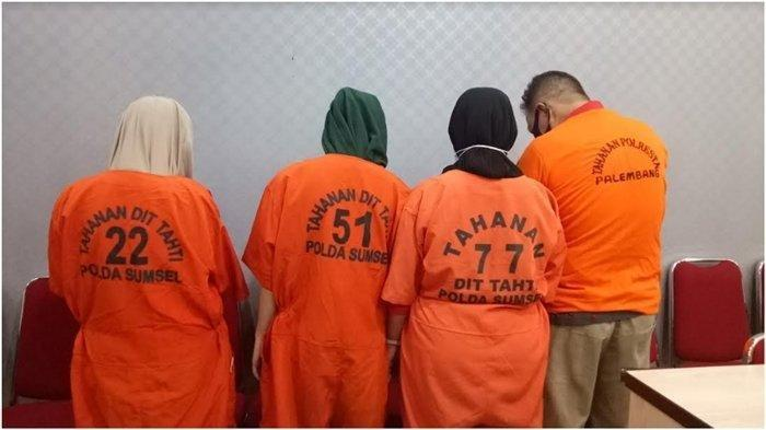 INILAH Debi Distiana: Bidan 27 Tahun Pengendali Aliran Dana Bandar Narkoba di Palembang