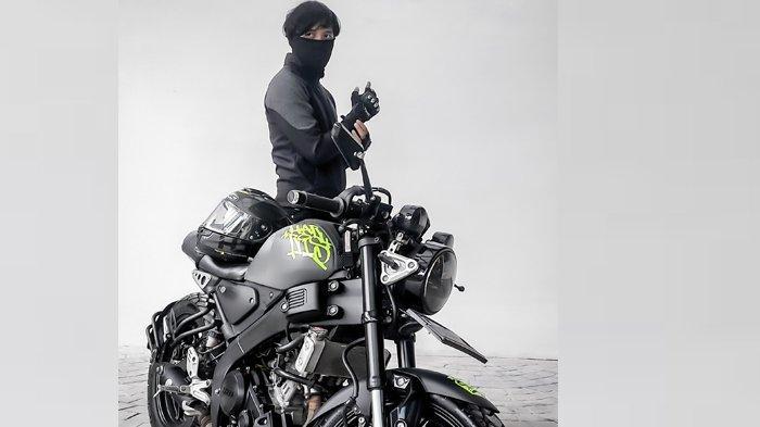 Biker Ungkap Alasan Beli Yamaha XSR 155, Tampilannya Dukung Gaya Hidup Premium
