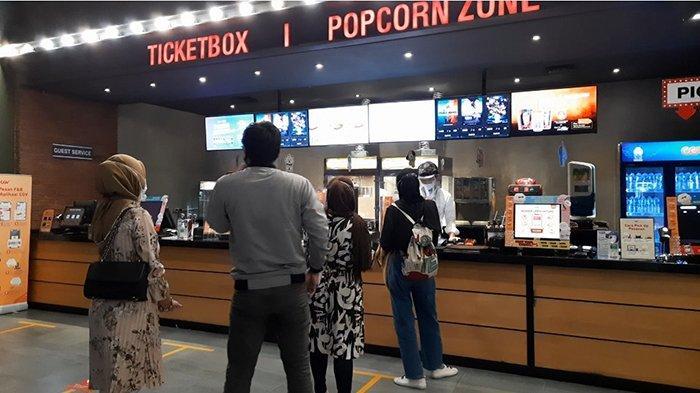 Harga Tiket Bioskop di Pekanbaru Lebih Murah Usai Buka Kembali, Berapa? Jadi Segini Tarifnya