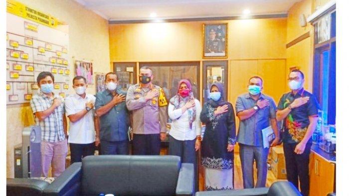 BK DPRD Pekanbaru Sambangi Polresta, Ini Misi yang Dibawa, Kombes Nandang: Marwah Dewan Harus Dijaga