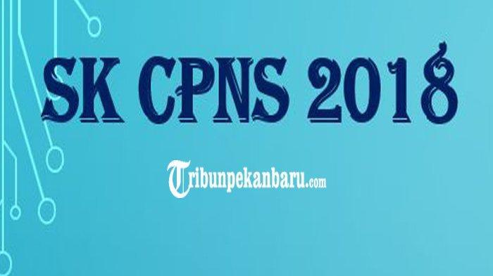 Sabar, BKD Riau Pastikan NIP CPNS 2018 Belum Keluar