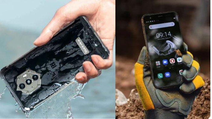Ponsel Badak Segala Medan, Cukup Dicharge 2 Kali Sebulan, Cocok Buat Pekerja Outdoor