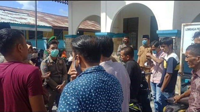 Daftar Penerima BLT DD Dinilai Tak Tepat Sasaran, Penyaluran Dana Desa Ganting Salo Akhirnya Ditunda