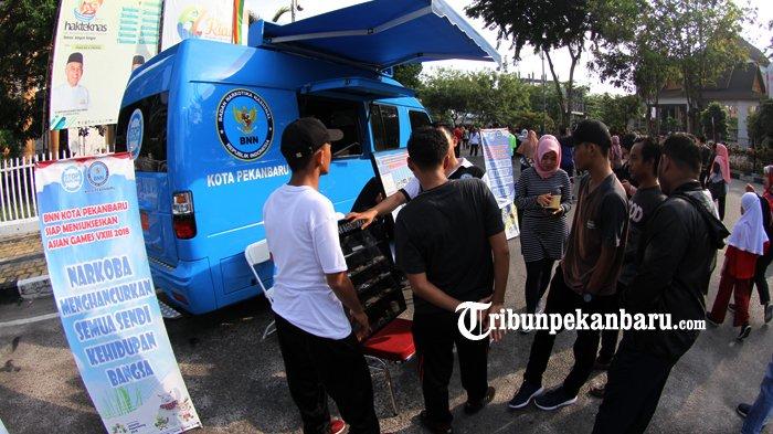 15 Kelurahan di Pekanbaru Bakal Jadi Kelurahan Bersih Narkoba, Kepala BNN Pekanbaru Ungkap Strategi