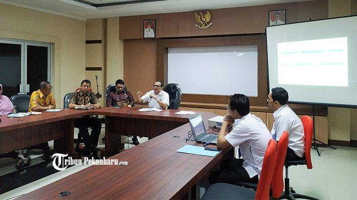 Kepala BNN Provinsi Riau Sebut Inhu Tidak Aman dari Peredaran Narkoba, Air Molek Paling Rawan