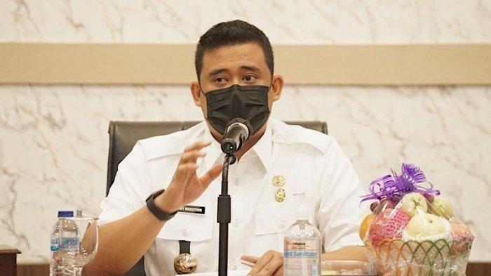 Soal Penanganan Covid-19 di Medan, Gubsu Puji Bobby: Itu Gunanya Wali Kota & Bupati Bekerja