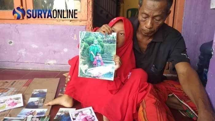 Kisah Bocah 8 Tahun Rawat Ayahnya yang Stroke Seorang Diri Sejak Ibunda Wafat