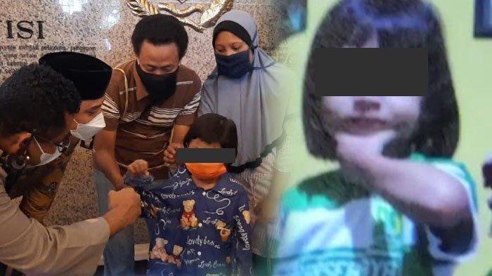 Hilang  4 Hari, Bocah 7 Tahun Ini Ternyata Dibawa Kabur Tante, Saat Ditemukan Penampilannya Berubah
