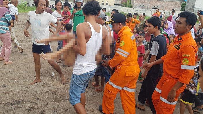 Bocah di Riau Tewas Tenggelam Saat Berenang di Waduk Dumai, Ibunda Histeris Saat Tubuhnya Ditemukan