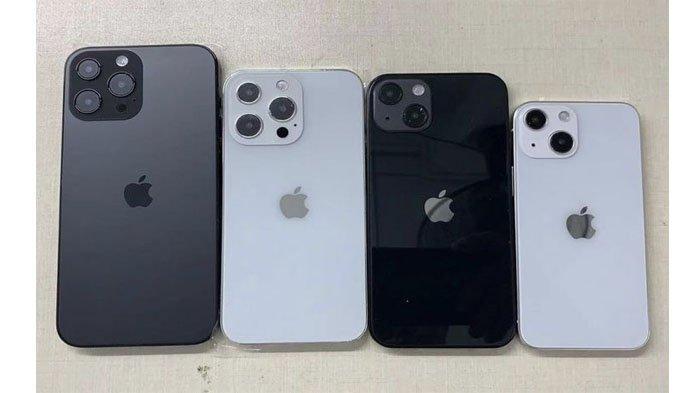 Bulan September Di Depan Mata, Ini Bocoran Jadwal Peluncuran dan Harga iPhone 13