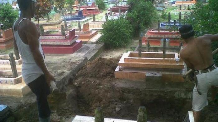 Disangka Sudah Wafat, Wanita Ini Dikubur Hidup-hidup