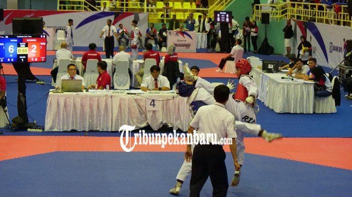 Bonus Akhir Tahun Atlet dan Pelatih di Riau, Atlet Peraih Medali Emas Dapat Rp 10 Juta