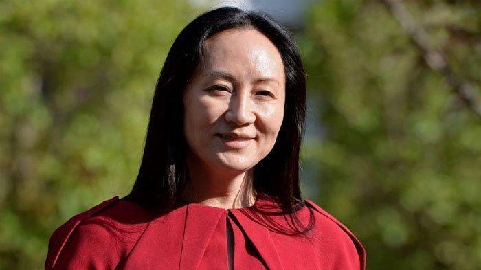 China Sangat Digdaya, Bebaskan Bos Huawei dari Tahanan Kanada