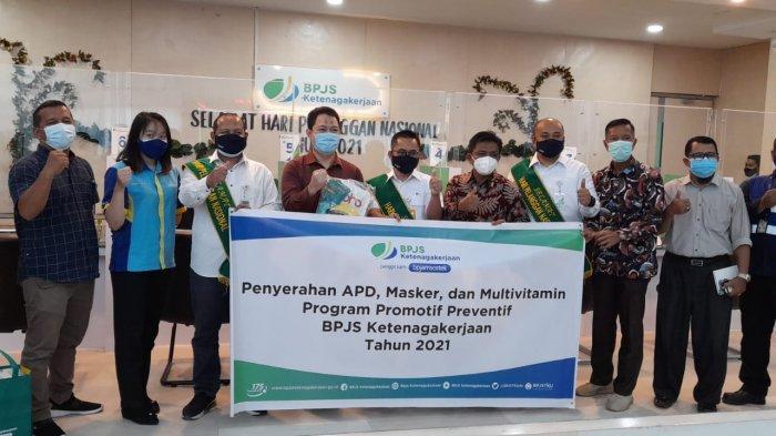 Rayakan Harpelnas, Protecting and Empowering Menjadi Fokus Utama BPJS Ketenagakerjaan