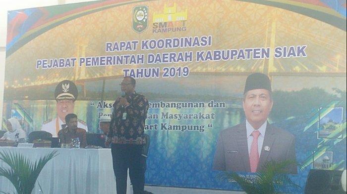 BPJS Ketenagakerjaan Siak Riau Gencar Sosialisasi Perlindungan Pekerja