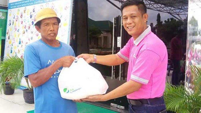 Gelar Pasar Murah BPJSTK Pekanbaru Kota Sediakan 1319 Paket Sembako