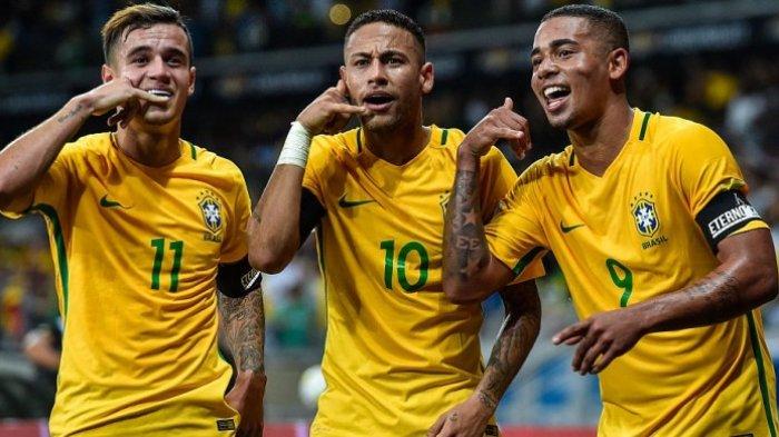 Brazil Vs Belgia, Ini Head to Head Hingga Line Up Kedua Tim