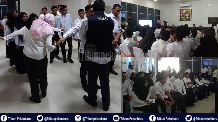 1.488 Pelamar CPNS Tidak Hadir CAT SKD CPNS 2019 di BKN Regional XII Pekanbaru, Ini Sebabnya