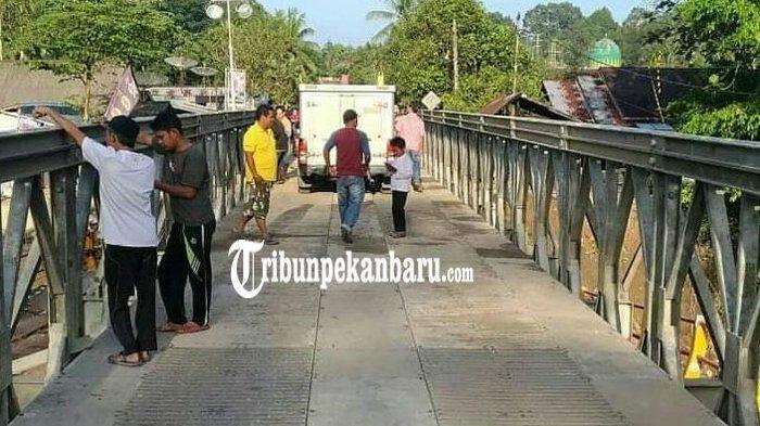 BREAKING NEWS: Jalur Utama Padang-Bukittinggi Dibuka, Jembatan Darurat Selesai Dibangun