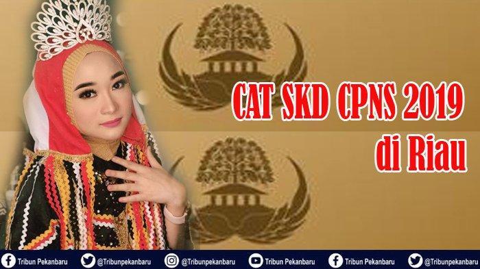 CAT SKD CPNS 2019 di BKN Regional XII, Satu Jabatan Diluluskan Tiga Nama Peraih Rangking Tertinggi