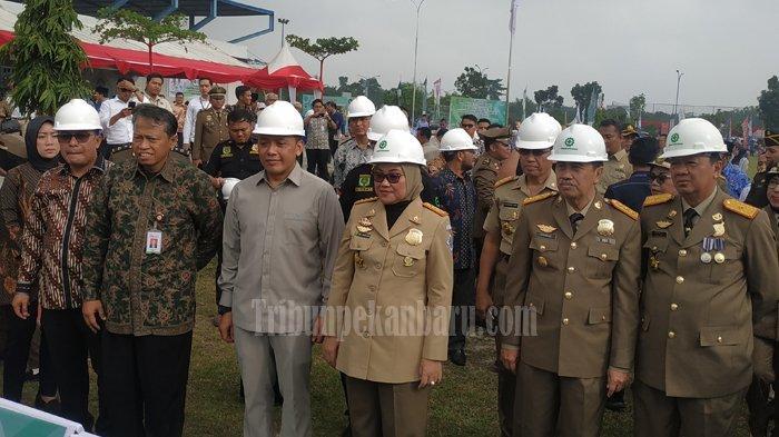 BREAKING NEWS : Menaker Ida Fauziyah Sorot Tewasnya Pekerja Jalan Tol Pekanbaru-Dumai, Ini Katanya
