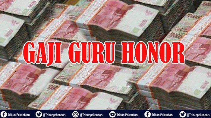 BREAKING NEWS : Pembayaran Gaji Guru Honor Komite di Inhu Belum Jelas Saat Libur Sekolah Covid-19
