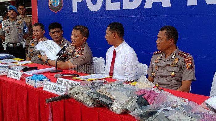 BREAKING NEWS: PENGAKUAN Pembunuh Sadis Pengusaha Muda di Riau Syamsul Bahri, Sakit Hati Masalah Ini