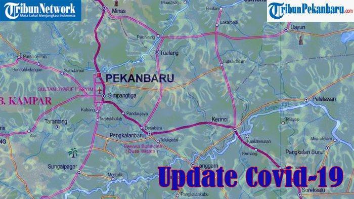 UPDATE Covid-19 di Riau, Bertambah 402 Kasus Positif, 13 Meninggal Dunia