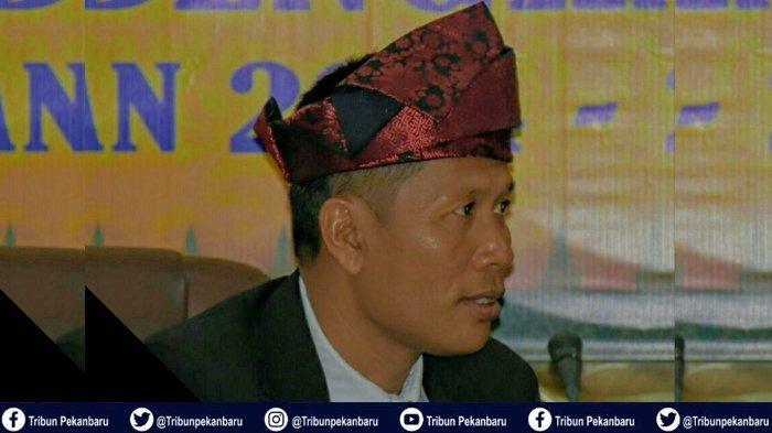 Berpasangan dengan Samsu Dalimunthe, Ketua DPRD Riau Eet Pastikan Maju di Pilkada Bengkalis