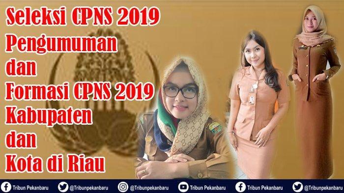 Pendaftaran CPNS Berakhir, dari 3.653 Pelamar CPNS 2019 Bengkalis Sebanyak 3.363 Lengkapi Berkas