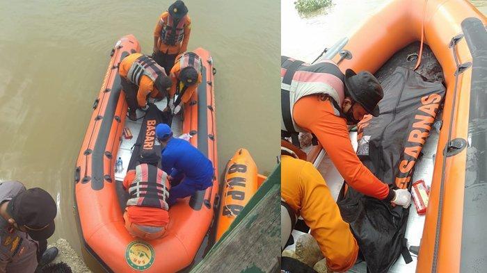 Ternyata Warga Tenggelam di Sungai Kampar Adalah ABK Tongkang, Ini Dugaan Penyebab Korban Tenggelam