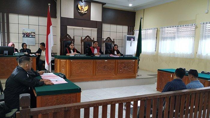 BREAKING NEWS: Ketua PPK dan Panwascam Dituntut Dua Bulan Penjara dalam Sidang di PN Rengat Riau